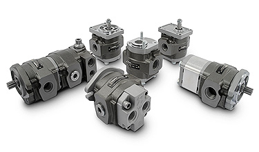cast iron hydraulic pumps